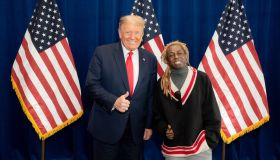 Lil Wayne and Trump