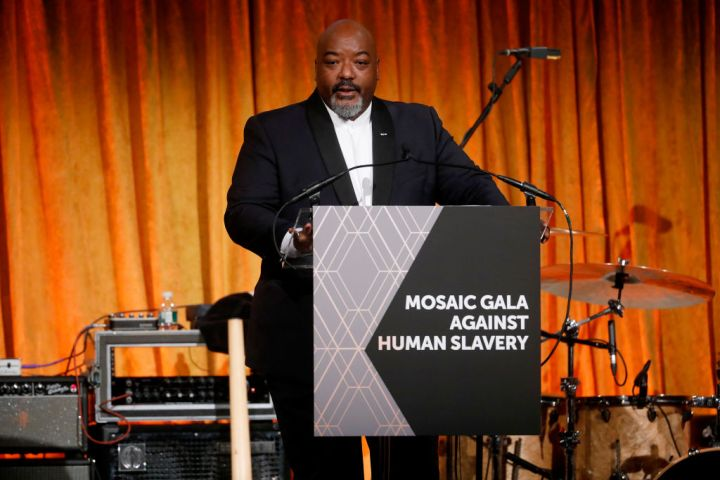 Mosaic Federation Gala Against Human Slavery