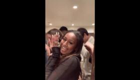 Sasha Obama Tik Tok video screenshot
