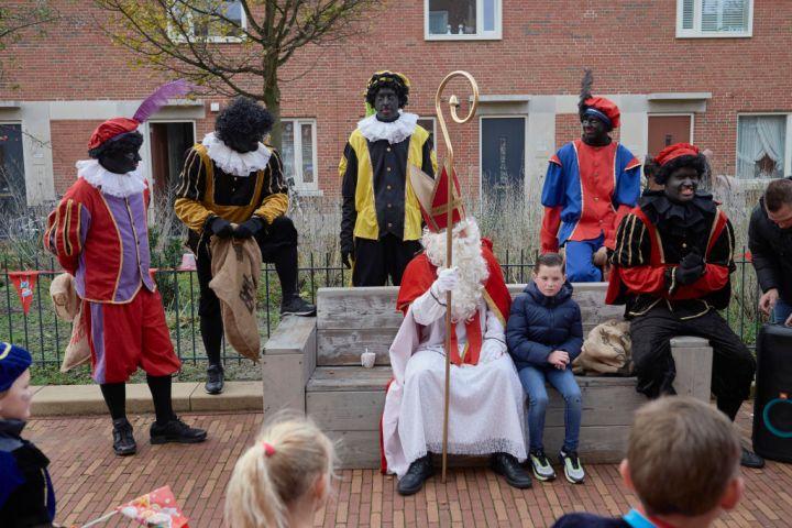 Community In The Hague Continues Sinterklaas And 'Zwarte Piet' Tradition