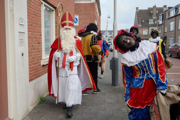Community In The Hague Continues Sinterklaas And 'Zwarte Piet' Tradition
