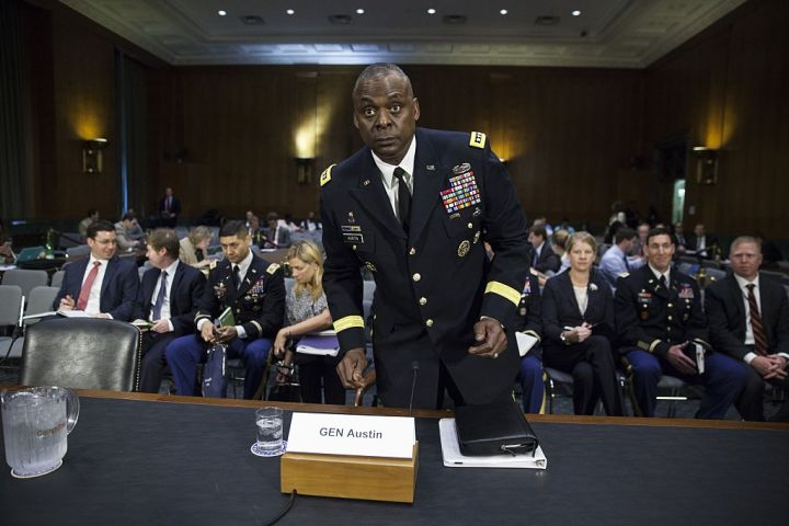 Senate Armed Services Committee Hearing on Military Response to ISIS
