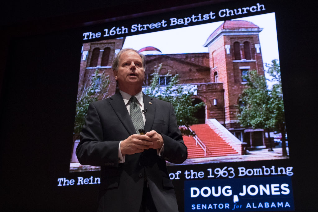 Jones on Church Bombing