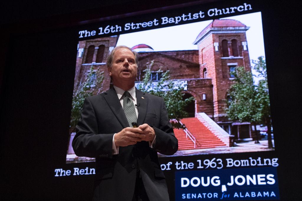 Jones on Church Bombing
