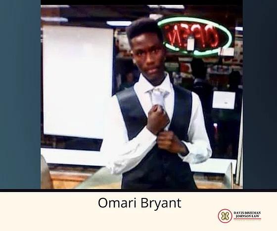 Omari Bryant, Homerville, Georgia hanging death
