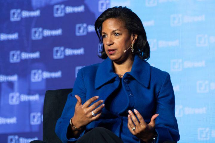 Ambassador Susan Rice, former National Security Advisor to...