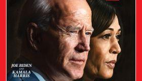 Joe Biden, Kamala Harris TIME 2020 Person of The Year