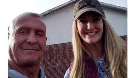 Kelly Loeffler and Chester Doles