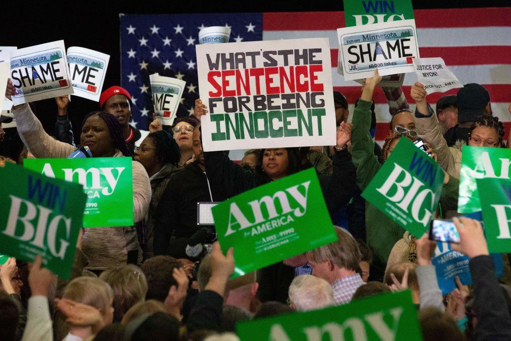 US-POLITICS-VOTE-KLOBUCHAR