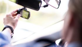 Dashcam for freeway police North Rhine-Westphalia