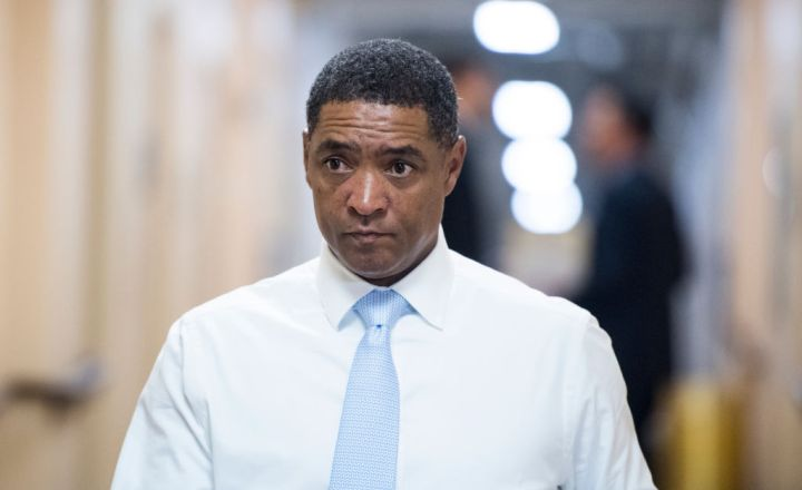 Rep. Cedric Richmond...