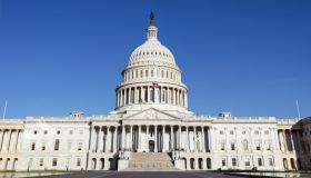 The United States Capitol Building...