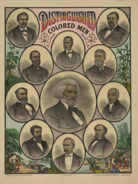 Distinguished African-Americans