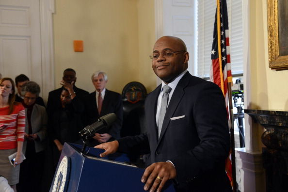 Massachusetts Gov. Deval Patrick Appoints William Cowan For Interim Kerry Senate Seat