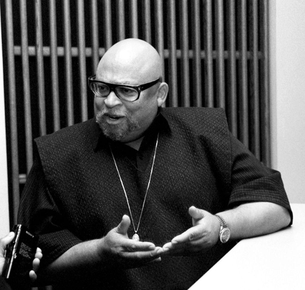 Maulana Karenga Interviewed