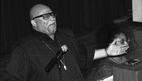 Dr. Maulana Karenga, Kwanzaa founder