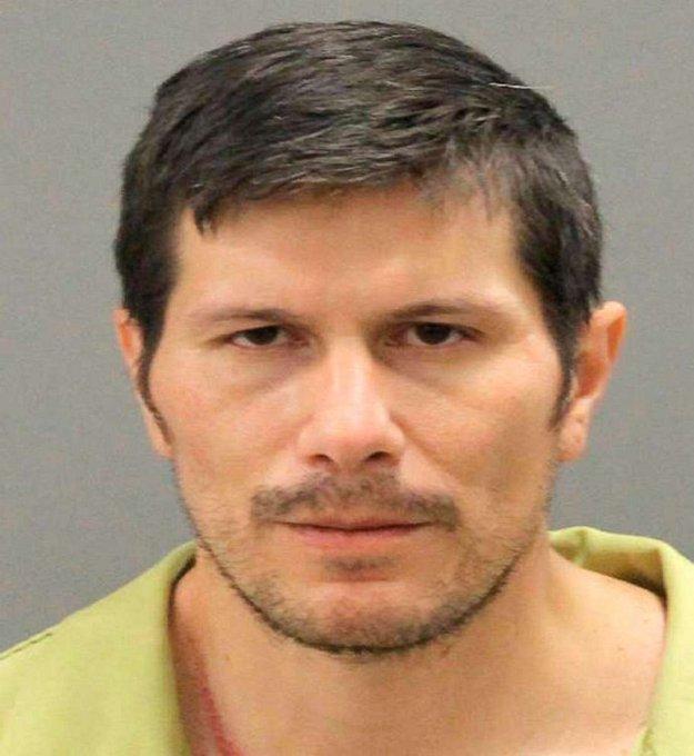 Duke Webb, bowling alley gunman in Rockford, Illinois
