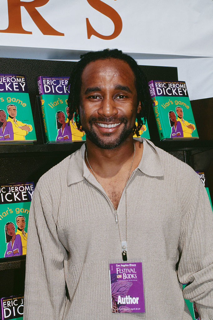 Eric Jerome Dickey, best-selling author, 59