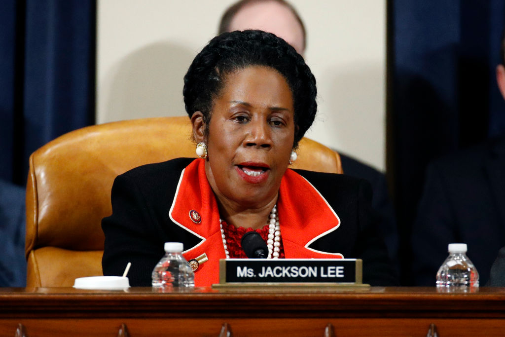 Rep. Sheila Jackson Lee Intends To Move Forward With Articles Of Impeachment If 25th Amendment Isn't Invoked