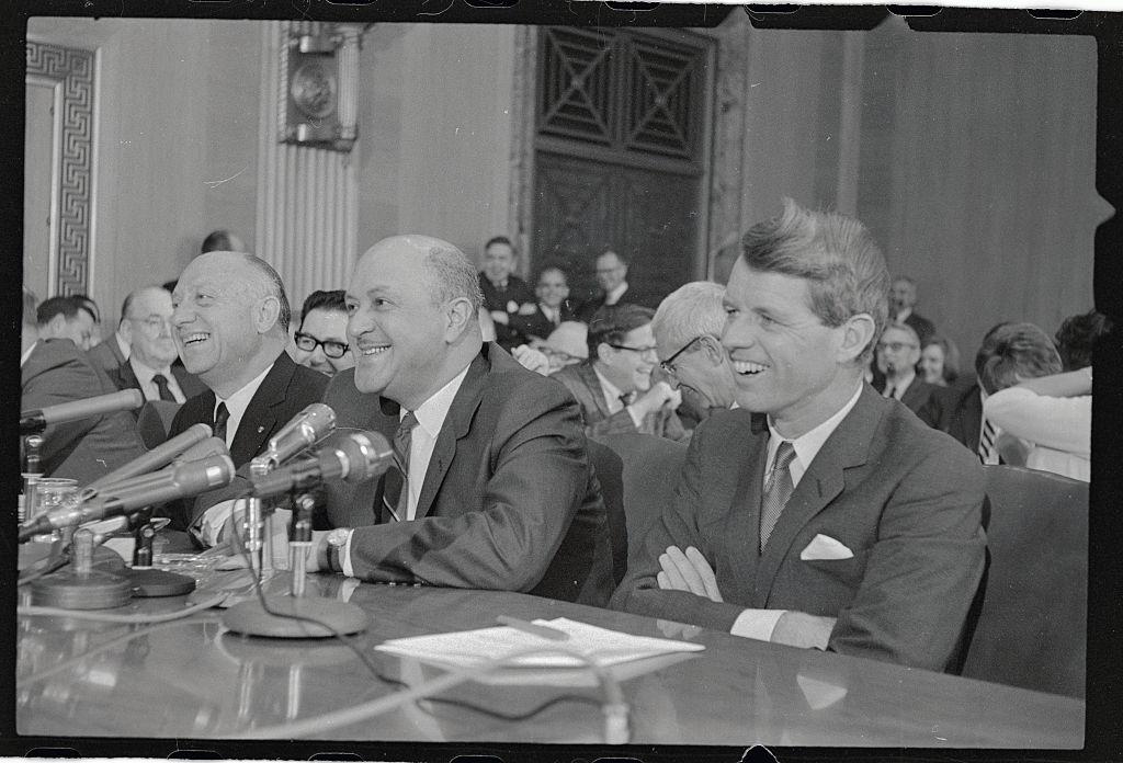 Washington Senate Committee in Session