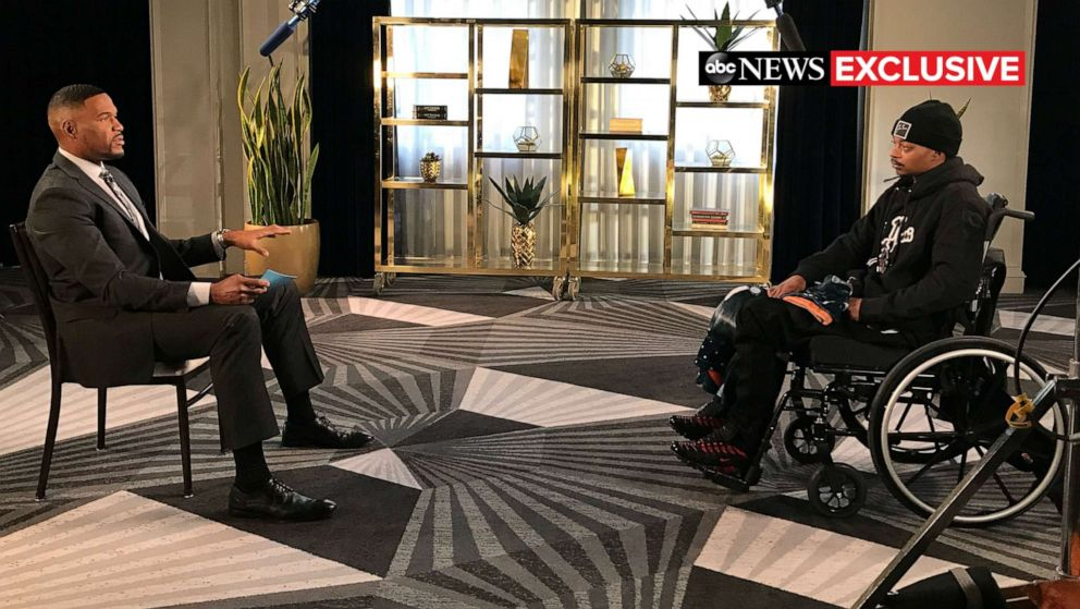 'I Didn't Want To Be The Next George Floyd': Jacob Blake Speaks Out In First Interview After Being Shot 7 Times
