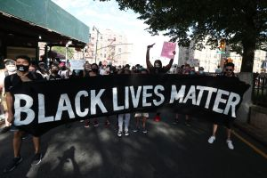 Anti-racism protests continue in New York City