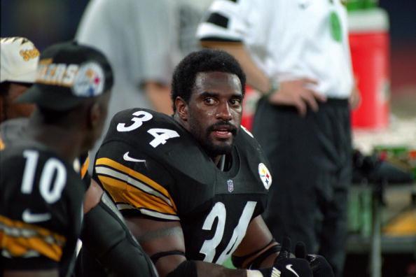 Steelers Tim Lester