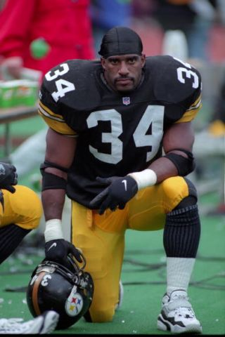 Steelers Tim Lester