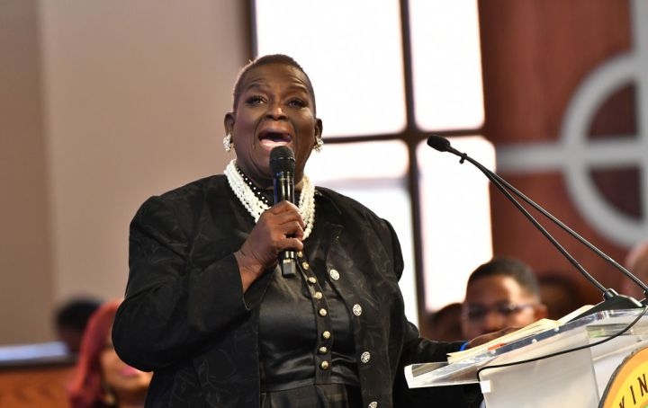 Duranice Pace, gospel singer, 62