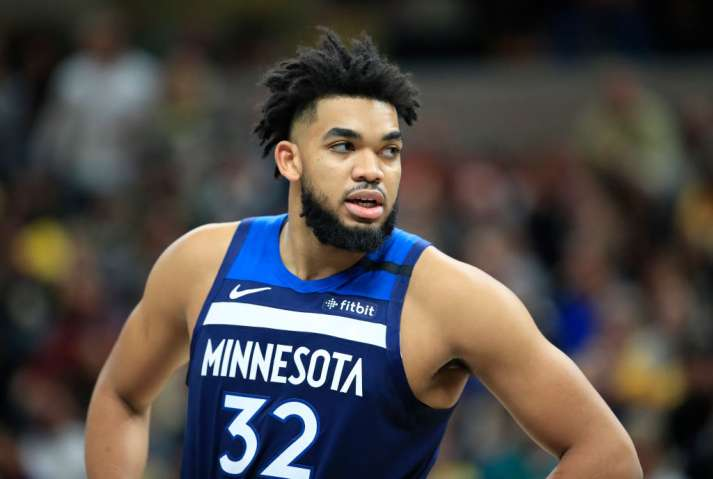 Minnesota Timberwolves v Indiana Pacers
