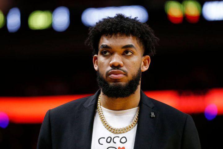 Minnesota Timberwolves v Miami Heat