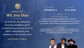 Biden We Are One Inauguration live stream