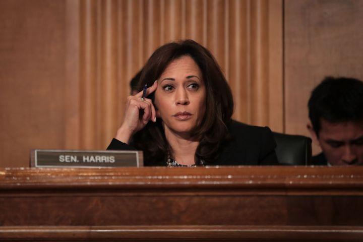 2018: Kamala Harris Hints She's Running For President
