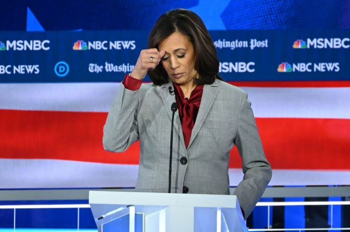 2019: Kamala Harris Suspends Presidential Campaign