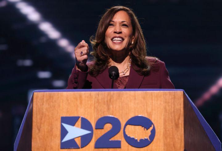 2020: Kamala Harris Accepts Democratic VP Nomination