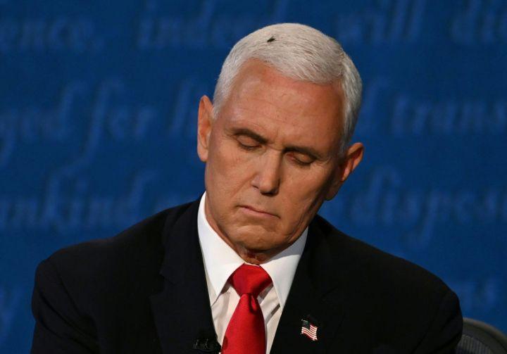 2020: Kamala Harris Debates Mike Pence