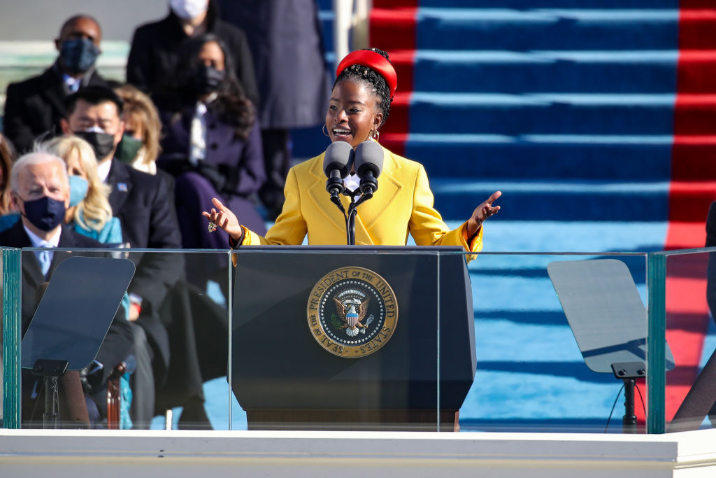 'The Hill We Climb': Amanda Gorman's Inauguration Poem Has Captivated America. Read It Here