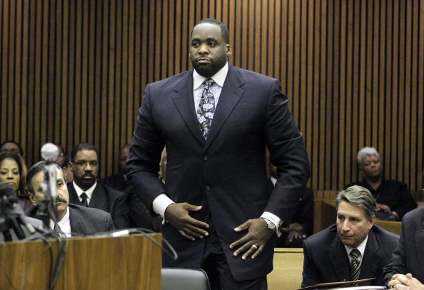 Former Detroit Mayor Kwame Kilpatrick Sentenced