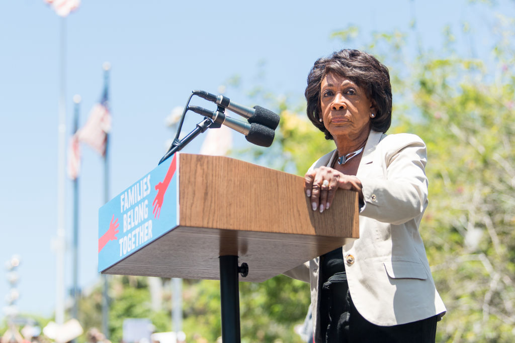 'We Must Convict Him!' Maxine Waters Demands Trump's Senate Impeachment Trial 'Take Away His Power'