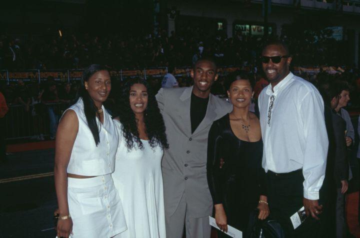 Kobe Bryant & His Sisters