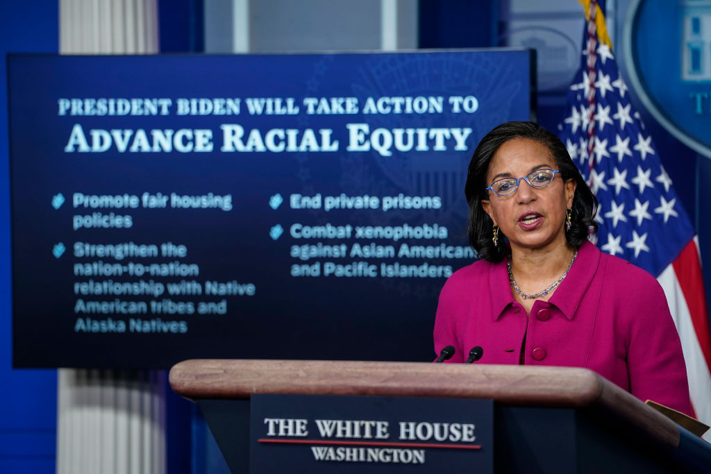 New Race Czar Susan Rice Ensures 'An Equitable And Inclusive Economic Recovery'