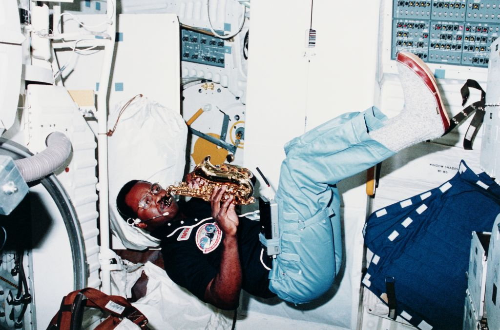 Jazz In Space
