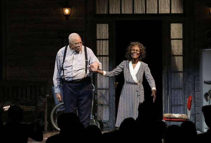 """The Gin Game"" Broadway Opening Night"