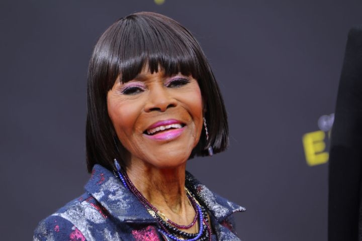 Cicely Tyson, actresss, 96