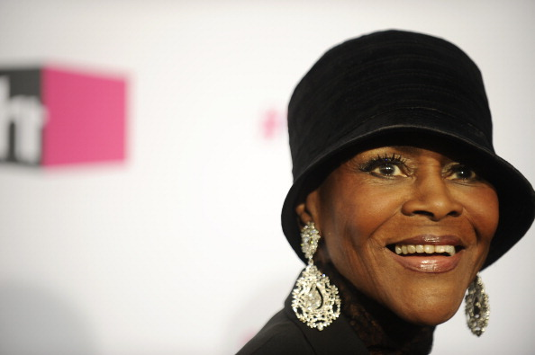 Cicely Tyson arrives for the 17th annual
