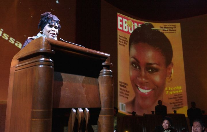 Cicely Tyson at EBONY 2nd Annual Oscar Celebration
