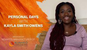 Personal Days with Kayla Smith Owens