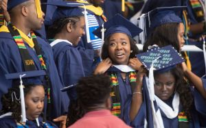 The 2017 Howard University Commencement Ceremony