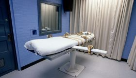 Lethal Injection Room at Huntsville