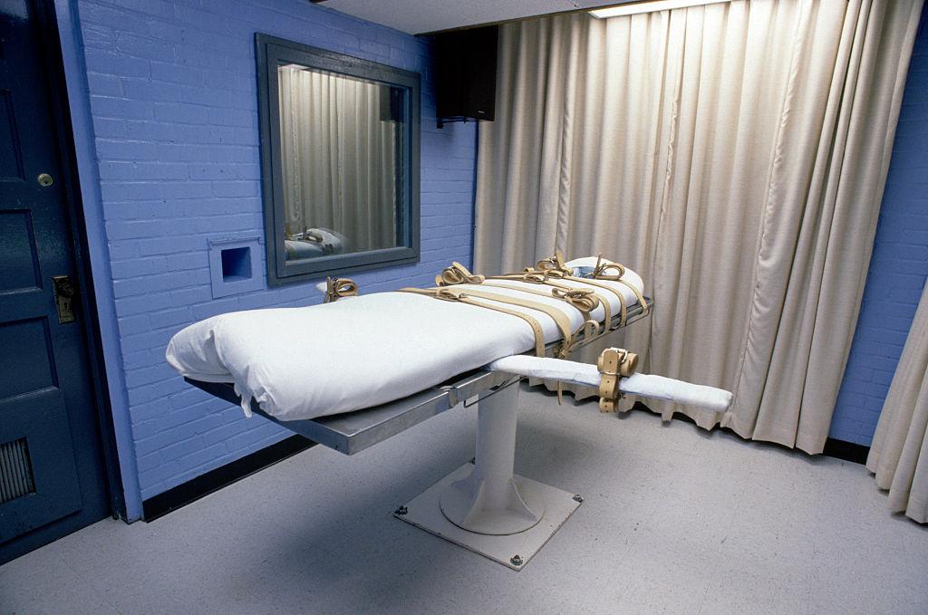 Lethal Injection Room at Huntsville
